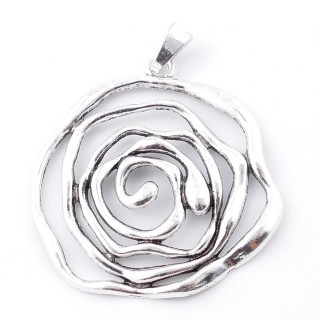 38560-26 METAL ALLOY 68 MM PENDANT FOR MAKING NECKLACES