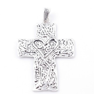 38560-29 METAL ALLOY 85 X 62 MM PENDANT FOR MAKING NECKLACES